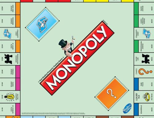How to win every time at Monopoly! Well, almost every time..