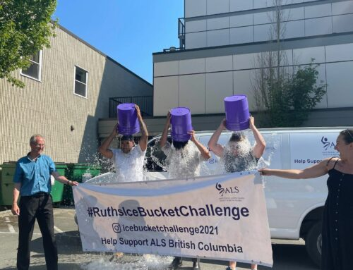 ALS (Amyotrophic Lateral Sclerosis Ice Bucket Challenge